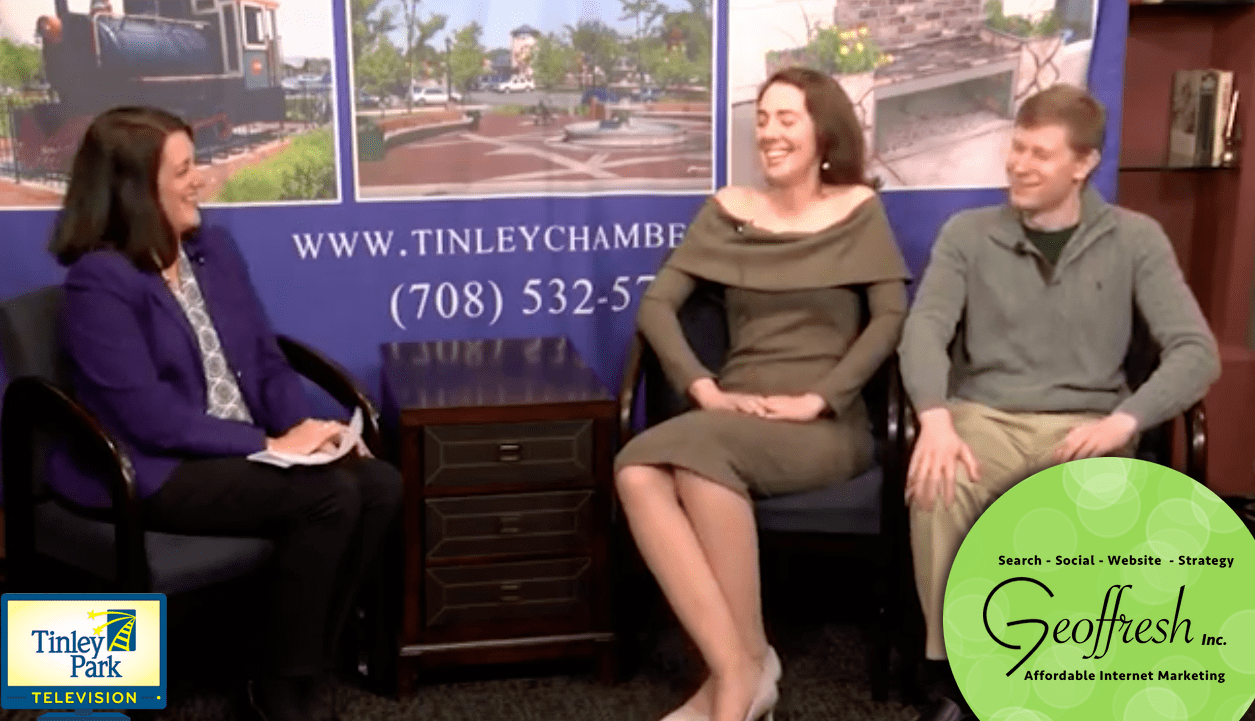 Geoffresh Interview on Tinley Park Public Television